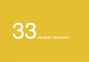 33_signalgelb
