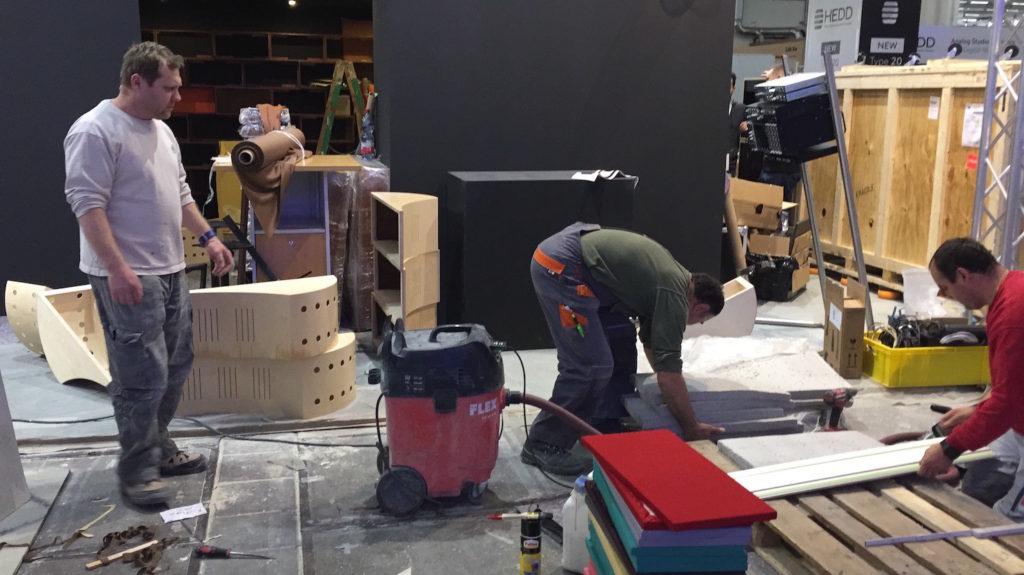 Akustikstoff.com auf der Musikmesse 2017