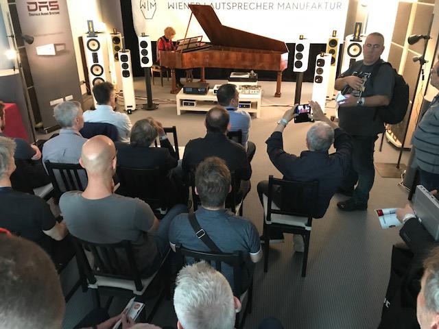 Akustikstoff.com yl High End 2017, Munich