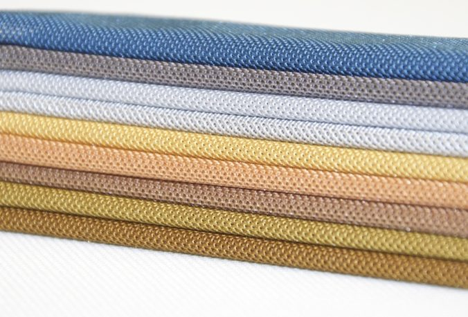 Akustikstoff.com Metallic Line speaker cloth comes in nine great colours