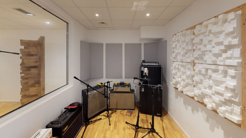 Vocal Booth of